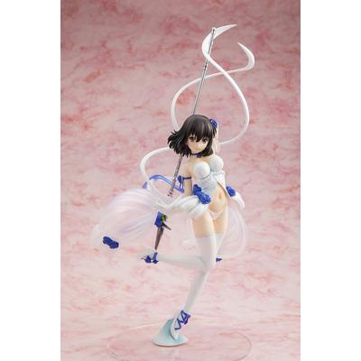 Statuette Strike the Blood Yukina Himeragi Everlasting Summer Wedding Ver. 33cm