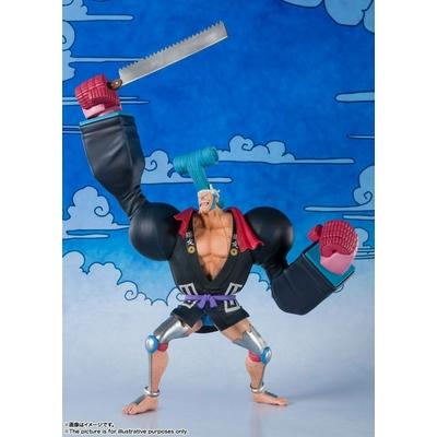 Statuette One Piece Figuarts ZERO Franky Franosuke 22cm