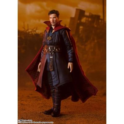 Figurine Avengers Infinity War S.H. Figuarts Doctor Strange Battle on Titan Edition 15cm