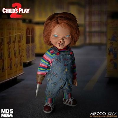 Poupée parlante Chucky Jeu d´enfant 2 Designer Series Menacing Chucky 38cm
