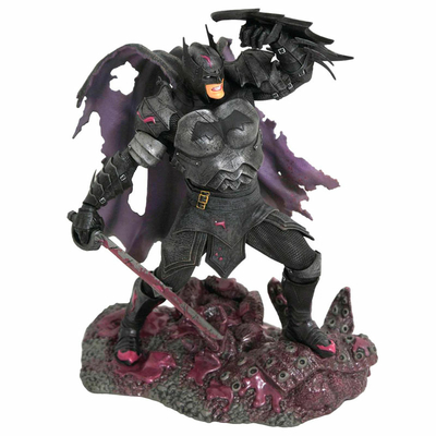 Statuette DC Comic Gallery Dark Nights Metal Batman 23cm