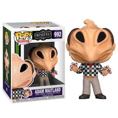 Figurine Beetlejuice Funko POP! Adam Transformed 9cm