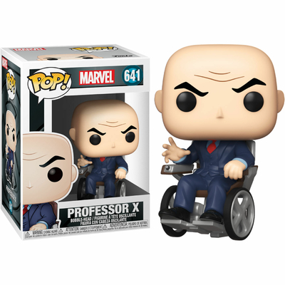 Figurine X-Men 20th Anniversary Funko POP! Marvel Professor X 9cm