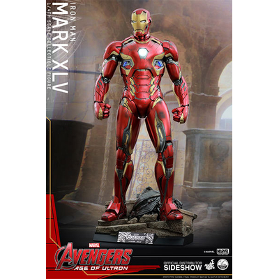 Figurine Avengers L'Ère d'Ultron QS Series Iron Man Mark XLV 51cm