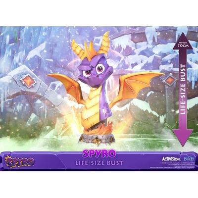 Buste Spyro Reignited Trilogy Spyro 70cm