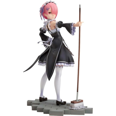 Statuette Re ZERO Starting Life in Another World Ram 23cm
