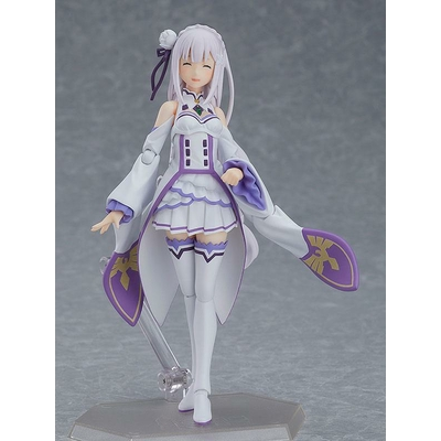 Figurine Figma Re:ZERO Starting Life in Another World Emilia 14cm
