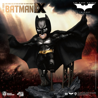 Figurine Batman The Dark Knight Egg Attack Action Batman Deluxe Version 17cm