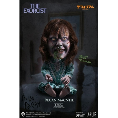Statuette L'Exorciste Defo-Real Series Regan MacNeil 15cm
