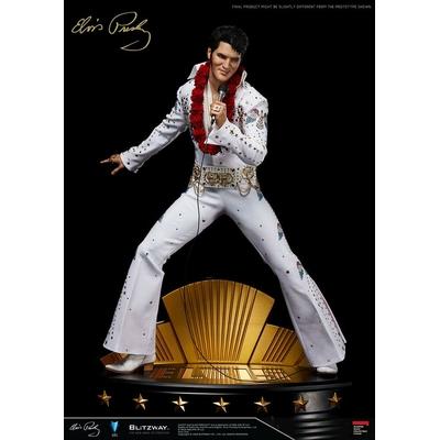 Statuette Elvis Presley Hybrid Superb Scale Elvis Aaron Presley 52cm