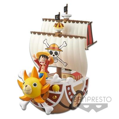 Figurine One Piece Mega WCF Thousand Sunny 19cm