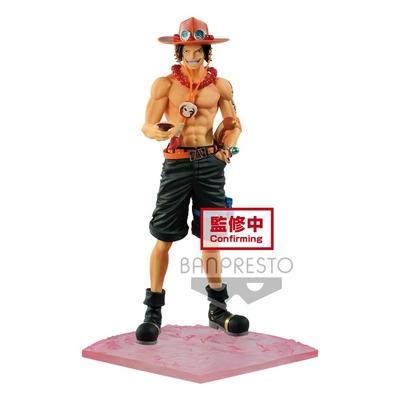 Statuette One Piece magazine Monkey D. Luffy Special Episode Luff Vol. 2 - 19cm