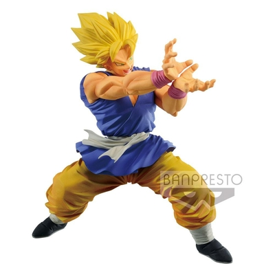 Statuette Dragon Ball GT Ultimate Soldiers Super Saiyan Son Goku 15cm