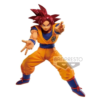 Statuette Dragon Ball Super Maximatic The Son Goku V 25cm