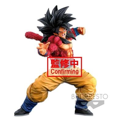 Statuette Dragon Ball Super Super Master Stars Piece Super Saiyan 4 Son Goku 25cm