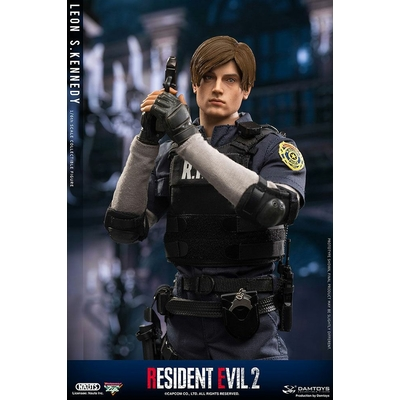 Figurine Resident Evil 2 Leon S. Kennedy 30cm