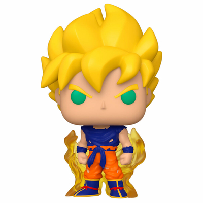 Figurine Dragon Ball Z Funko POP! SS Goku First Appearance 9cm