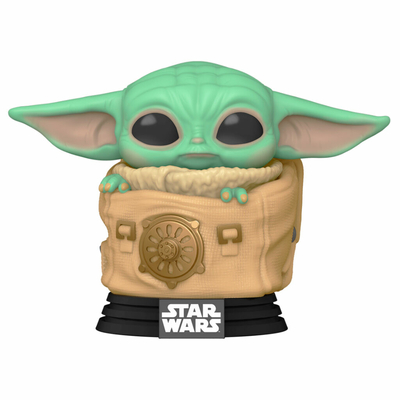 Figurine Star Wars The Mandalorian Funko POP! Child in Bag 9cm