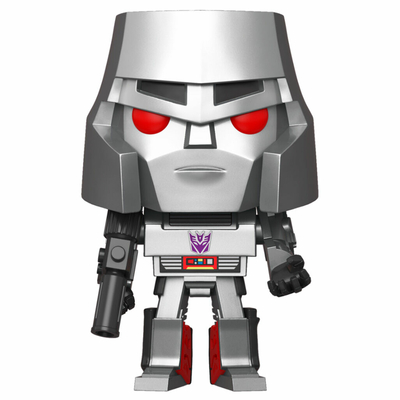 Figurine Transformers Funko POP! Megatron 9cm