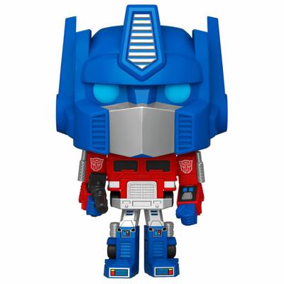 Figurine Transformers Funko POP! Optimus Prime 9cm