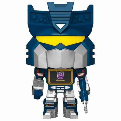 Figurine Transformers Funko POP! Soundwave 9cm