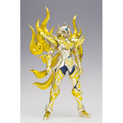 Figurine Saint Seiya Soul of Gold - Aiolia Gold Myth Cloth EX - Réédition