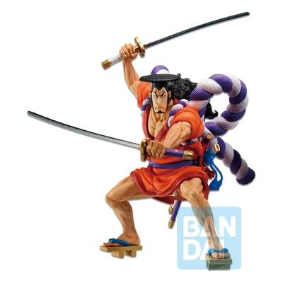 Statuette One Piece Ichibansho Kozuki Oden 20cm