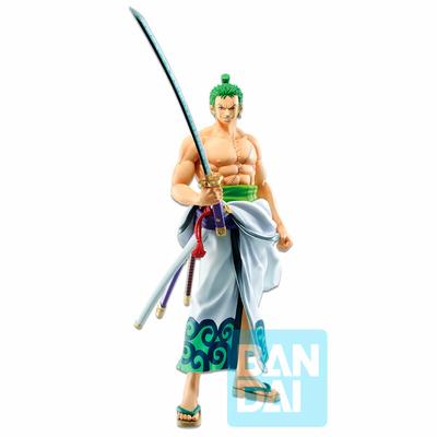 Statuette One Piece Ichibansho Zorojuro & Enma 20cm