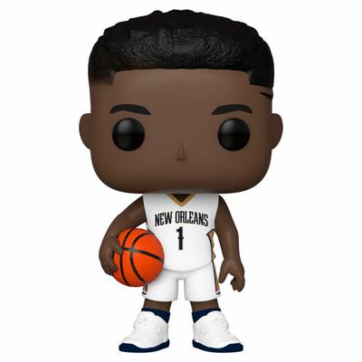 Figurine NBA Funko POP! Zion Williamson New Orleans Pelicans 9cm