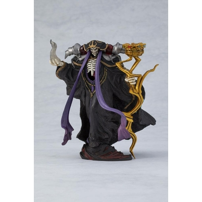 Statuette Overlord Ainz Ooal Gown Overseas 12cm