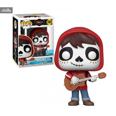 Figurine Disney Coco Funko POP! Miguel with Guitar Convention Exclusive 9cm