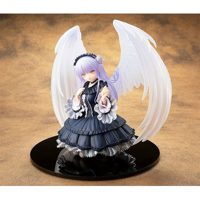 Statuette Angel Beats! Kanade Tachibana Key 20th Anniversary Gothic Lolita Ver. 18cm
