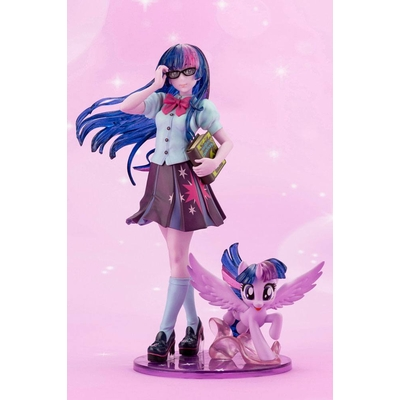 Statuette Mon petit poney Bishoujo Twilight Sparkle Limited Edition 22cm