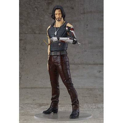 Statuette Cyberpunk 2077 Pop Up Parade Johnny Silverhand 19cm