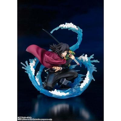 Statuette Demon Slayer Kimetsu no Yaiba Figuarts ZERO Tomioka Giyu Water Breathing 17cm