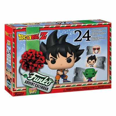 Calendrier de l'Avent Funko Pocket POP! Dragon Ball Z