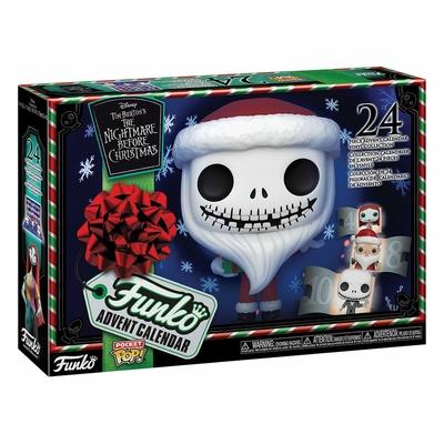 Calendrier de l'Avent Funko Pocket POP! L'Étrange Noël de monsieur Jack