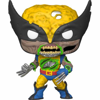 Figurine Marvel Funko POP! Zombie Wolverine 9cm