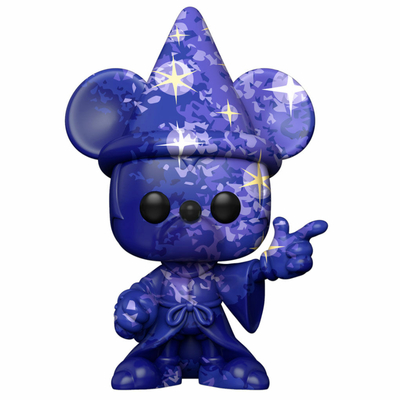 Figurine Fantasia 80th Anniversary Funko POP! Disney Mickey 1 Artist Series 9cm