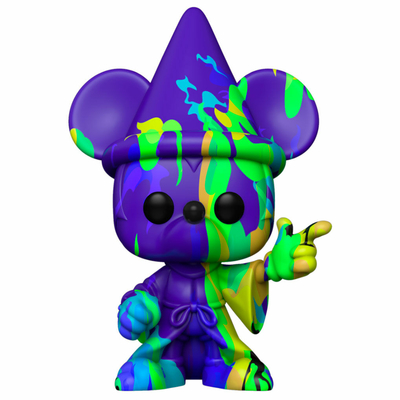 Figurine Fantasia 80th Anniversary Funko POP! Disney Mickey 2 Artist Series 9cm
