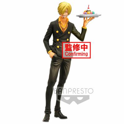 Statuette One Piece Grandista Nero Sanji 27cm