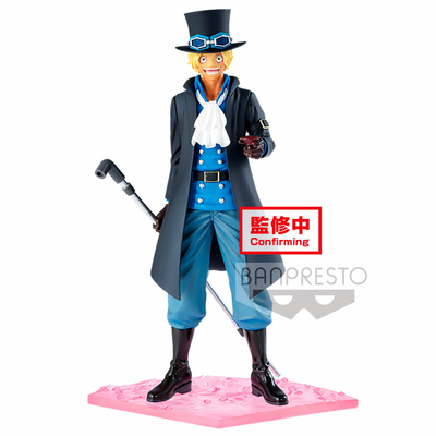 Statuette One Piece magazine Sabo Special Episode Luff Vol. 3 19cm