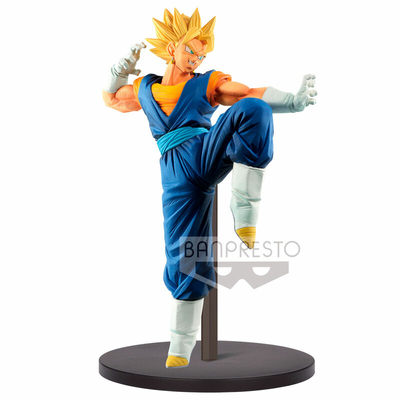 Statuette Dragon Ball Super Son Goku Fes Super Saiyan Vegito 20cm