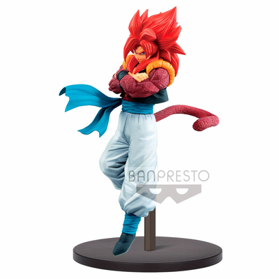 Statuette Dragon Ball Super Son Goku Fes Super Saiyan 4 Gogeta 20cm