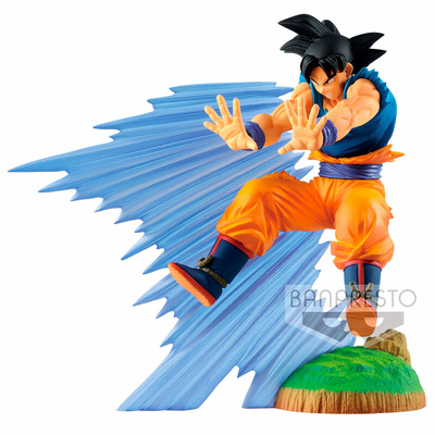 Statuette Dragon Ball Z History Box Son Goku 12cm