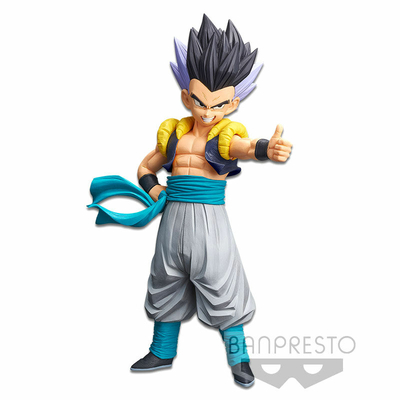 Figurine Dragon Ball Z Grandista Resolution of Soldiers Gotenks 26cm
