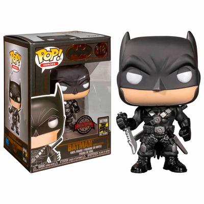 Figurine Batman Funko Pop! Batman Grim Knight 9cm