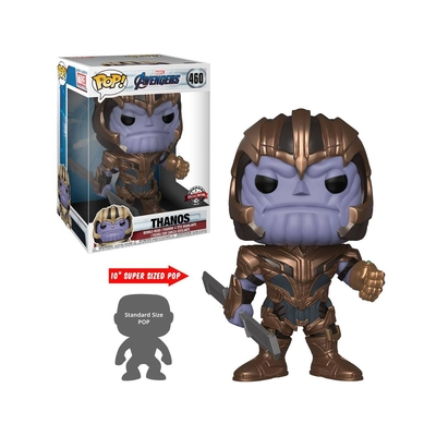 Figurine Avengers Endgame Super Sized Funko POP! Thanos 25cm