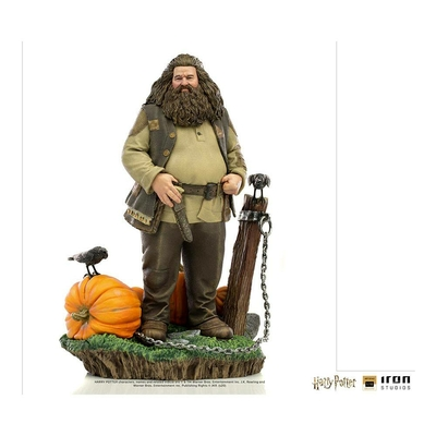 Statuette Harry Potter Deluxe Art Scale Hagrid 27cm