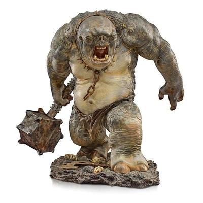 Statuette Le Seigneur des Anneaux Deluxe BDS Art Scale Cave Troll 46cm